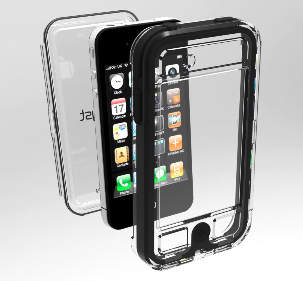 Iphone  Waterproof Camera Case