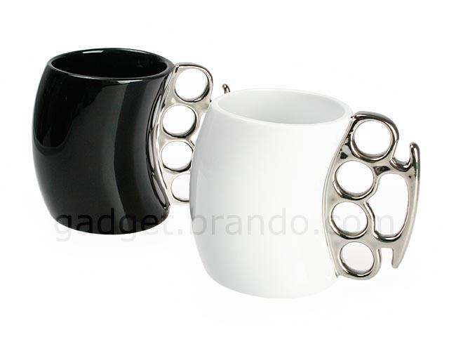 Fist Ceramic Mug