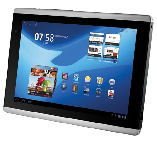 Gateway TP Series A60 Android Tablet