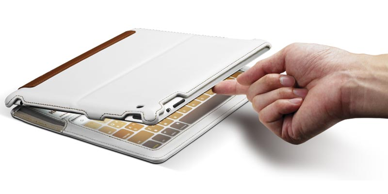 Hatch & Co Skinny iPad 2 Keyboard Case