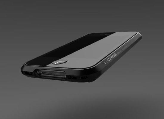 i+Case Aluminum iPhone 4 Case