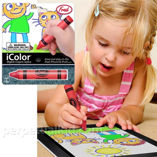 iColor Crayon Styled Stylus