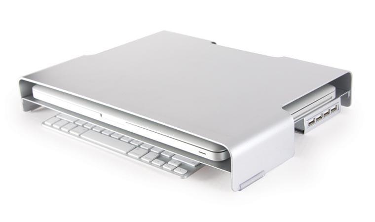 LapTuk Pro Display Stand and Keyboard Shelf