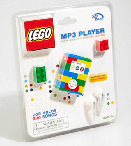 Lego Mp3 Player Gadgetsin
