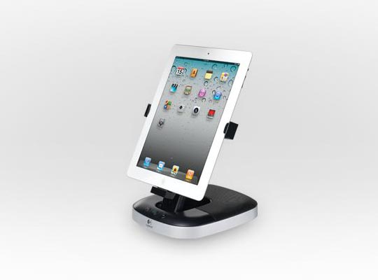 Logitech Speaker Stand for Original iPad and iPad 2
