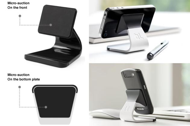 Milo Phone Stand for iPhone, iPod and Other Smartphones