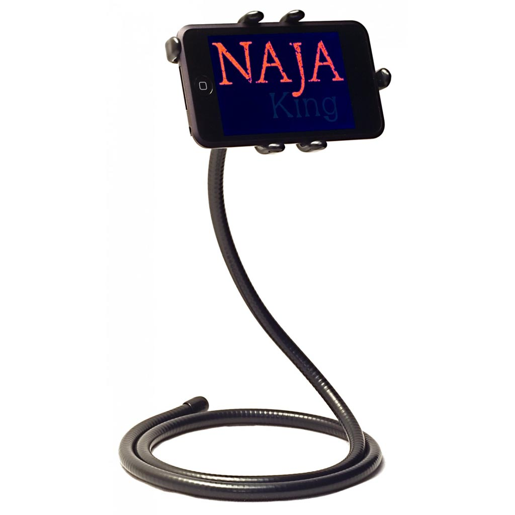 NAJA King Flexible iPhone 4 Holder