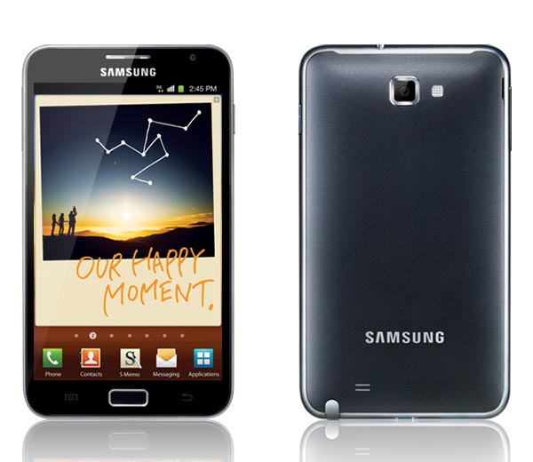 Samsung Galaxy Note Android Phone