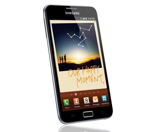 Samsung Galaxy Note Android Phone  Gadgetsin