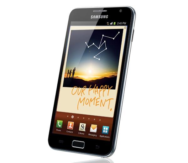 Samsung Galaxy Note Android Phone | Gadgetsin