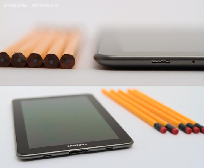 Samsung Galaxy Tab 7.7 Android Tablet with Super AMOLED Plus Display