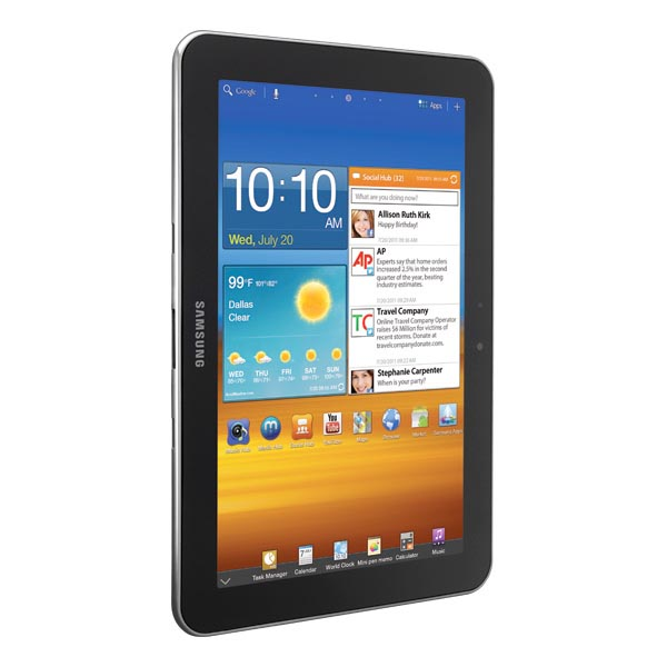 Samsung Galaxy Tab 8 9 Android Tablet Now Available For