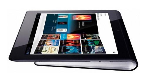 Sony Tablet S Android Tablet Now Available for Preorder