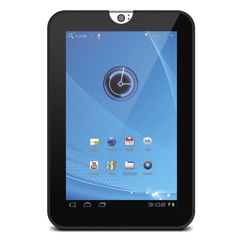 Toshiba Thrive Android Tablet on Usb To Microsd Card