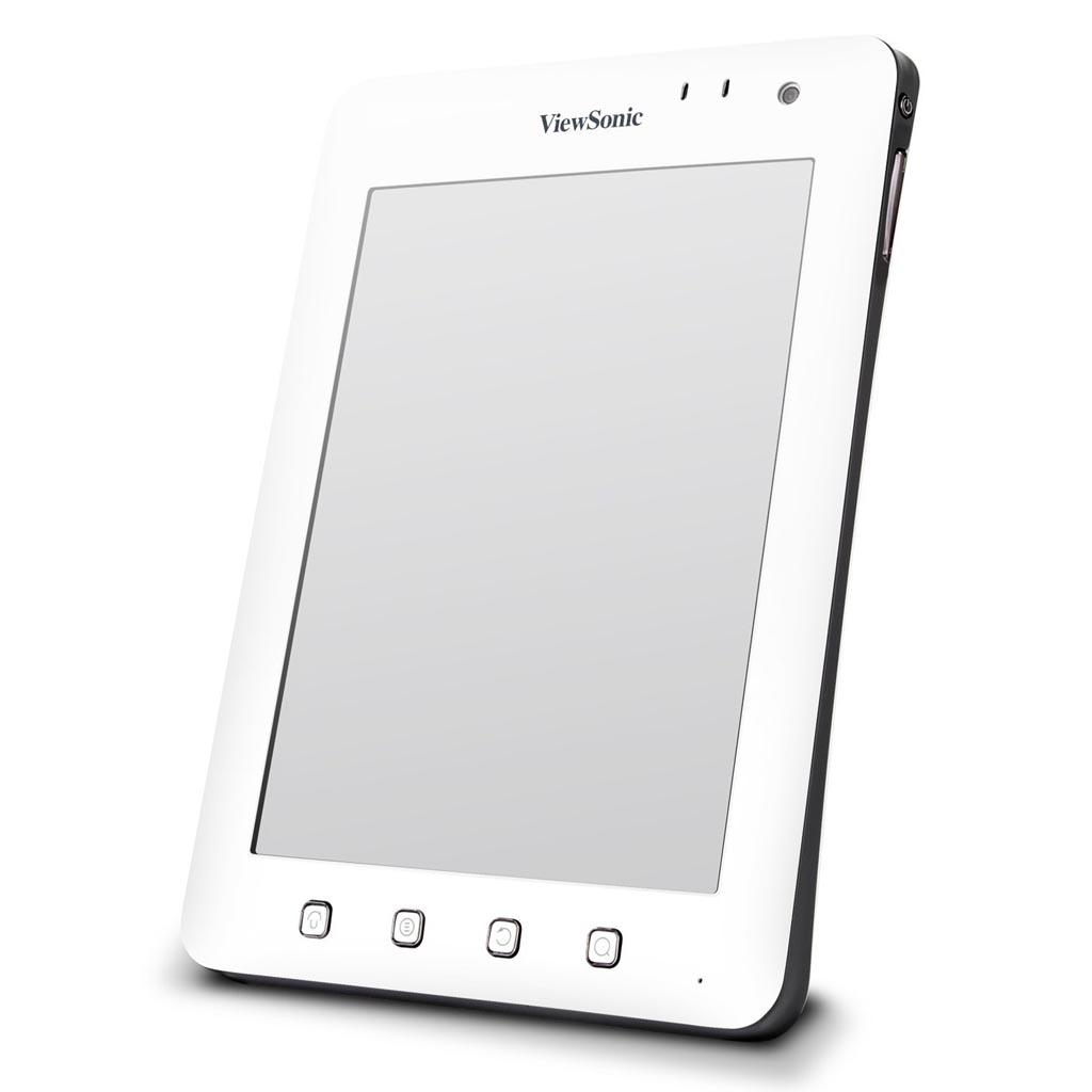 Viewsonic Viewpad 7e Android Tablet Gadgetsin