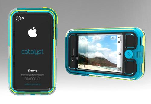 EscapeCapsule Waterproof iPhone 4 Case