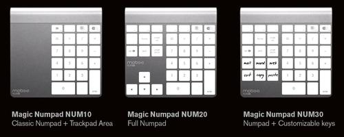 The Magic Numpad Turns Apple Magic Trackpad Into Numpad