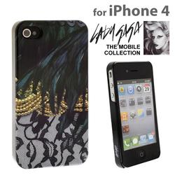 Lady Gaga The Mobile Collection iPhone 4 Case