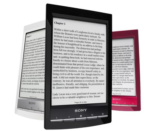 Sony Reader Wi-Fi Now Available for Preorder
