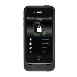 Kensington BungeeAir Power iPhone 4 Case with Wireless Security Tether and Backup Battery