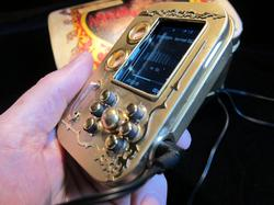Handmade Steampunk MP3 Player