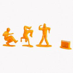 Kidrobot All City Breakers Mini Figures Series