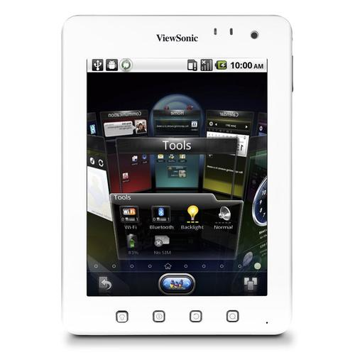 ViewSonic ViewPad 7e Android Tablet