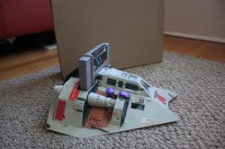 Star Wars Snowspeeder SNES and Tie Fighter N64