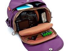 The Camera Day Pack DSLR Camera Bag