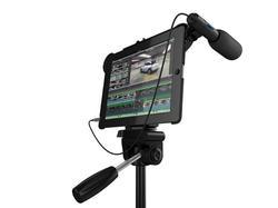 Makayama iPad 2 Case and Movie Mount