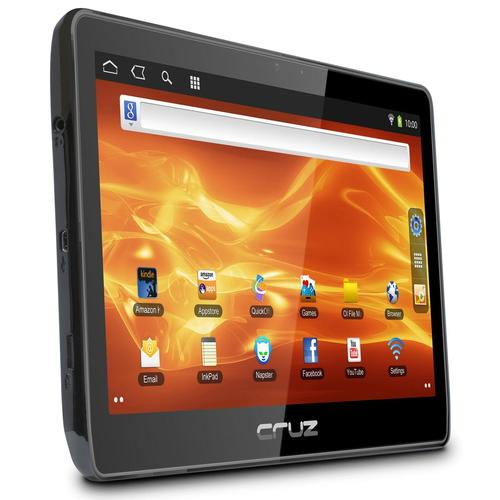 Velocity Micro Cruz T410 and T408 Android Tablets