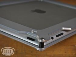 KarasKustoms Aluminum iPad 2 Case