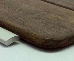 Handmade Wood iPad 2 Smart Cover