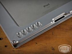 KarasKustoms Aluminum iPad 2 Case