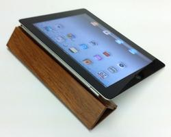 Handmade Wood iPad 2 Smart Cover
