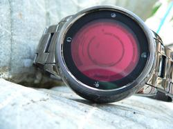 Tokyoflash Kisai Rogue Touch LED Watch