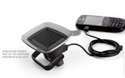 Quirky Ray Portable Solar Charger
