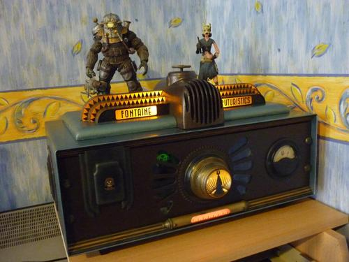 BioShock Themed Computer Case Mod