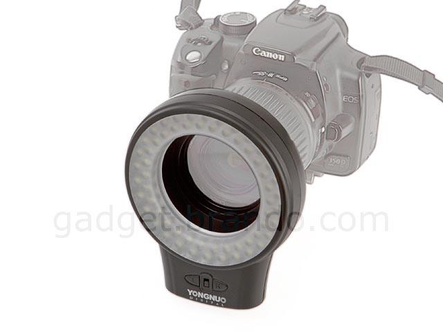 60 Led Ring Light For Dslr Camera Gadgetsin