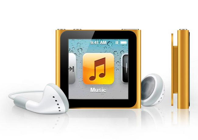 Apple Improved iPod Nano
