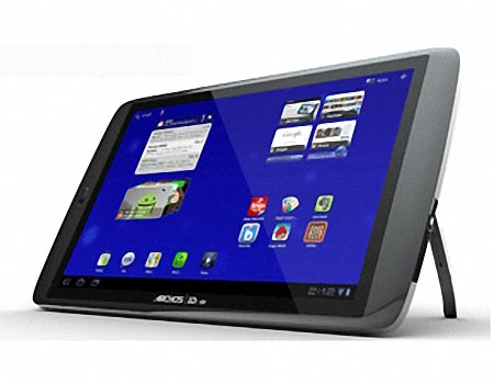 Archos 101 G9 Android Tablet Now Available