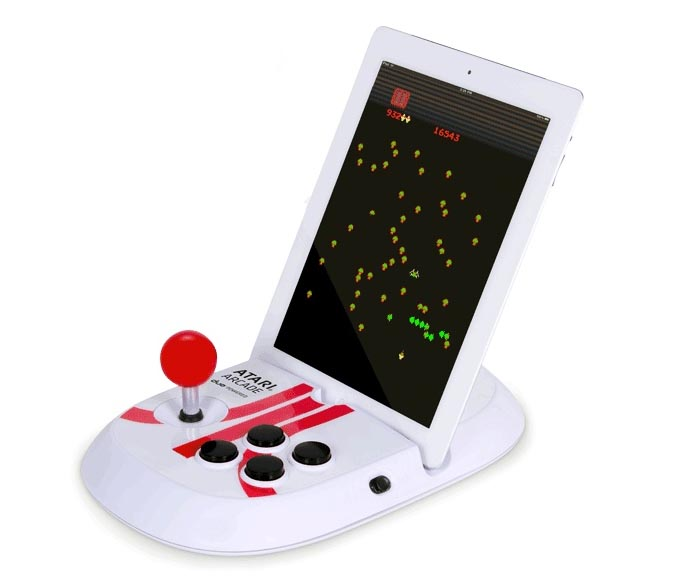 Atari Arcade Duo Powered Arcade Cabinet for iPad 2