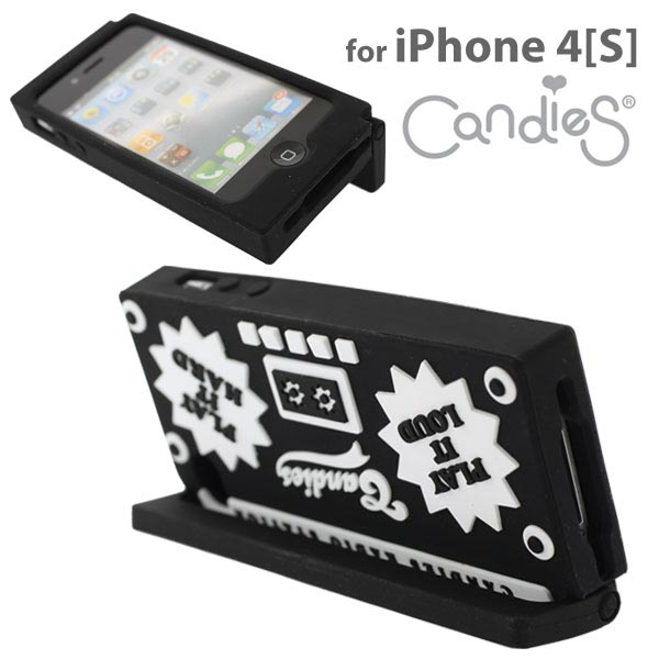 Candies Boombox iPhone 4S Case