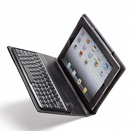 Case-Mate Esquire Leather iPad 2 Keyboard Case