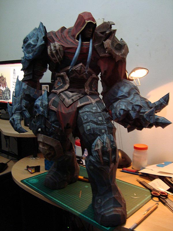 Darksiders Paper Craft