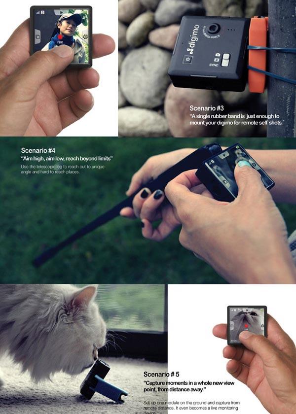 Digimo A Modular Digital Camera