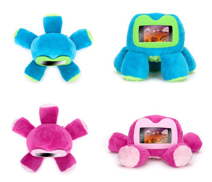 Griffin Woogie 2 Plush Toy Styled Protective Case for iPhone and iPod Touch