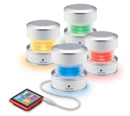 iHome iHM61 Color Changing Mini Speaker