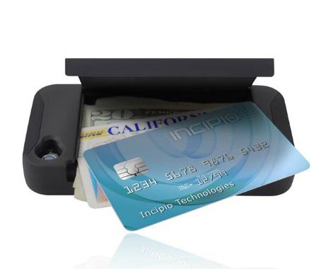 Incipio Stowaway Credit Card iPhone 4S Case