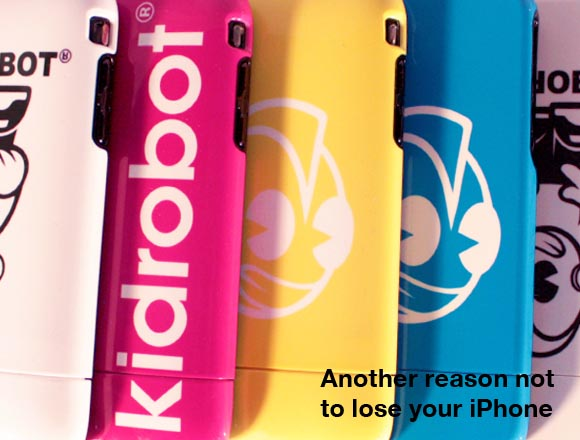 Kidrobot iPhone 4 Cases
